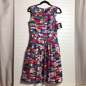 Ellen Tracy NWT Sz 6 sleeveless dress